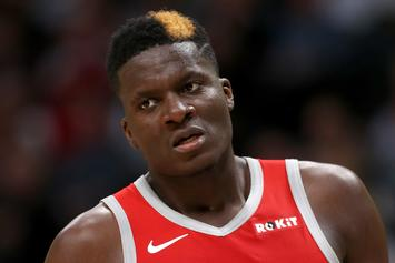 Clint Capela Expected To Return To Rockets On Thursday Against Lakers