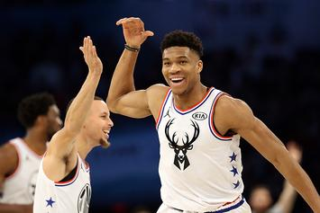 """Warriors Have """"Internally Mused"""" About Signing Giannis Antetokounmpo In 2021"""