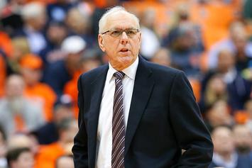 Syracuse Coach Jim Boeheim Hits, Kills Man Walking On Highway