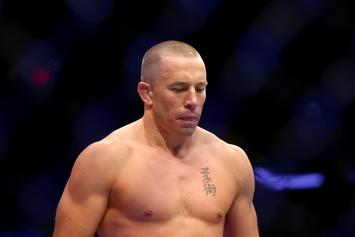 Georges St-Pierre Has Officially Retired From The UFC