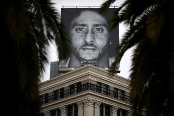 """Nike Shows Off New Colin Kaepernick """"True To 7"""" Jersey"""