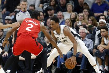 "DeMar DeRozan On Losing To Raptors: ""Kyle's Fat Ass Know How To Guard Me"""