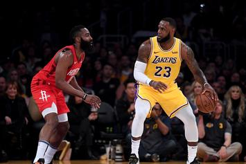 LeBron James Questions Teammates' Urgency, As Lakers Plummet In Standings