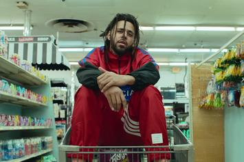 "J. Cole's ""Middle Child"" Video Has Arrived"