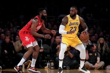 LeBron James Accused By Analysts Of Damaging Lakers Chemistry
