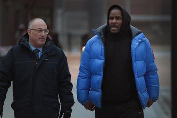 "R. Kelly's Bail Was Paid By Woman Who Calls Herself His ""Good Friend"""