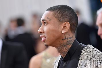 Tyga Sued By Company Who Allegedly Repo'd His Ferrari & Rolls-Royce Loaners