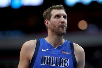 Dirk Nowitzki Is Thinking Of Playing Another Season: Report