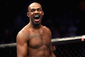 Jon Jones Wants To Be The Floyd Mayweather Of The UFC