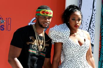 """Remy Ma & Papoose Show Off Their """"Golden Child"""" For The First Time On TV"""