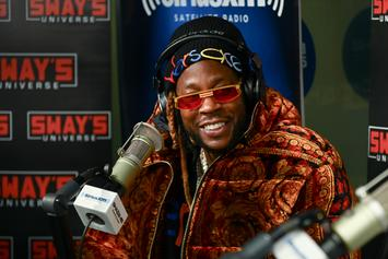 """2 Chainz Explains How He Landed On Ariana Grande's """"7 Rings"""" Remix"""