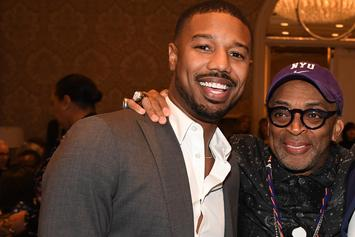 Spike Lee Joined By Michael B. Jordan In Coach #WordsMatter Campaign