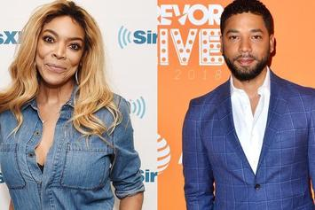 "Wendy Williams Says Jussie Smollett Is Guilty: ""I Want Justice To Be Served"""