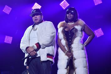 "Fat Joe, French Montana, & Remy Ma Sued Over ""All The Way Up"""