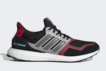 "Adidas UltraBoost S&L ""Black And Red"" Release Details"