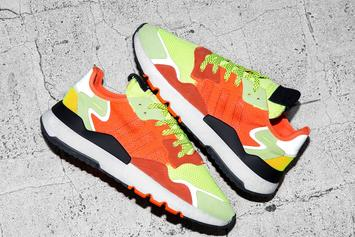 "Size? X Adidas Nite Jogger ""Road Safety"" Release Details"