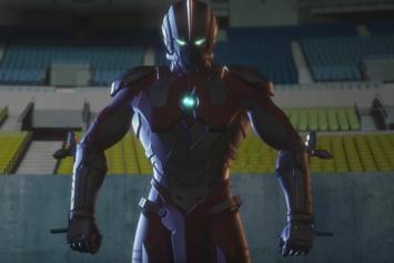 """Netflix Debuts """"Ultraman"""" Trailer That Promises Action-Packed Anime"""