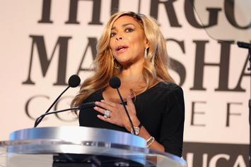 """Wendy Williams Speaks On Past Crack Cocaine Abuse: """"I Am A Walking Addict"""""""