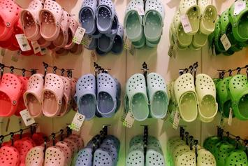 "The ""Crocs Challenge"" Emerges In Response To Viral #VansChallenge"