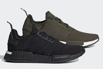 Adidas Releases Japan NMD R1 In Two New Colorways