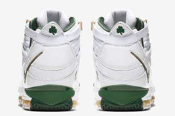 "Nike LeBron 3 ""SVSM"" Releasing For First Time Since 2006"