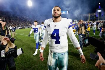 Dak Prescott's Dog Could Be Euthanized After Attacking Neighbor