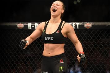 """Ronda Rousey Delivers Low Blow To WWE Universe: """"It's Made Up. It's Not Real"""""""