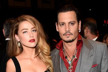 Johnny Depp Has Photo Evidence Of Black Eye He Allegedly Got From Amber Heard