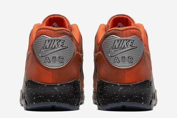 "Nike Air Max 90 ""Mars Landing"" Set To Launch Next Weekend"