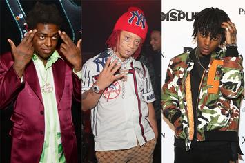 Kodak Black, Trippie Redd, J.I.D & More Added To Woo Hah! Festival Lineup