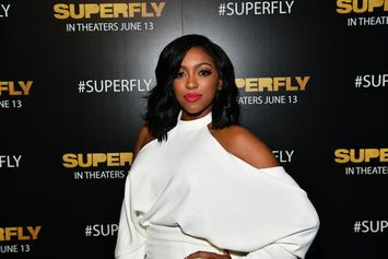 "Pregnant Porsha Williams & Fiancé Get A ""You Are The Father"" Gift From ""Maury"""