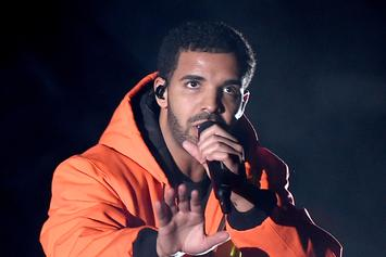 "Drake Surprises ""His Woes"" In The UK By Crashing Fredo's Manchester Concert"