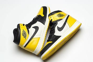 Air Jordan 1 Yellow Toe Colorway Rumored For The Summer