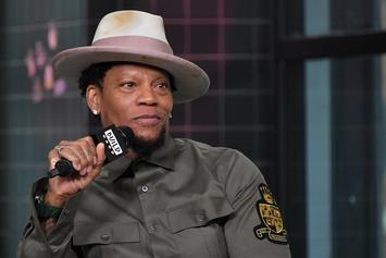 "D.L. Hughley Calls James Dolan And The Knicks A ""Sh*t Sandwich"""