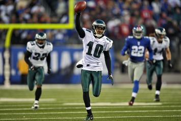 DeSean Jackson Traded Back To The Philadelphia Eagles