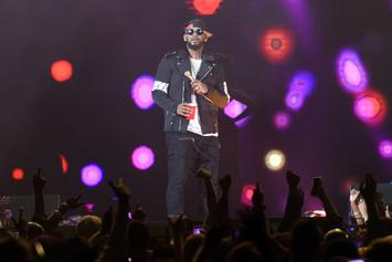 R. Kelly Reportedly Writing Music To Avoid Mental Breakdown