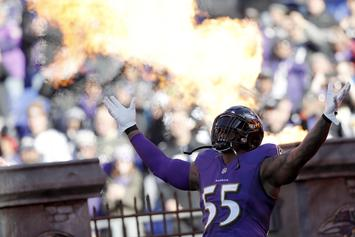 Terrell Suggs Set To Sign One-Year Deal With Arizona Cardinals: Report