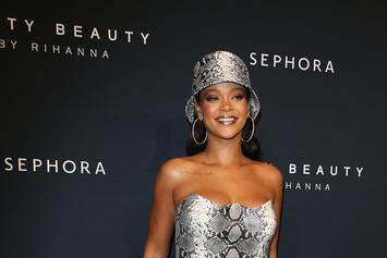 Rihanna's Album Is Complete & A Baby Was Given The First Listen