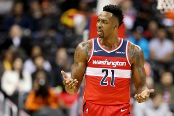 Dwight Howard Denies Claims He Threatened Man Who Is Suing Him