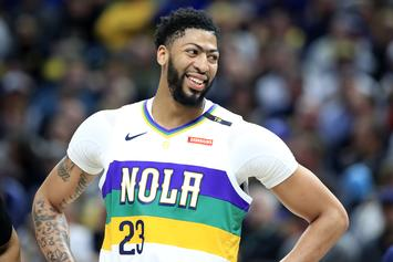 Anthony Davis Roasted By Fans After Pelicans Birthday Wish On Twitter