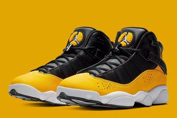 "Jordan 6 Rings ""Taxi"" Will Reportedly Drop This Month"