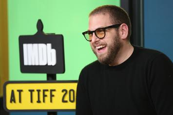 """Jonah Hill Teases """"Wake Up"""" Video With Travis Scott & The Weeknd"""