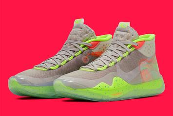 "Nike KD 12 ""90s Kid"" Release Details And Official Images"