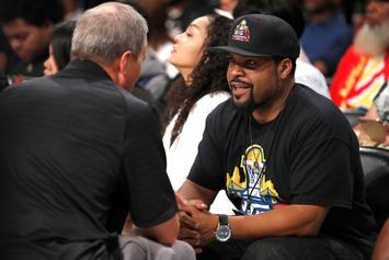 "Ice Cube Calls Walt Frazier's LeBron James Comments ""Bullsh*t"""
