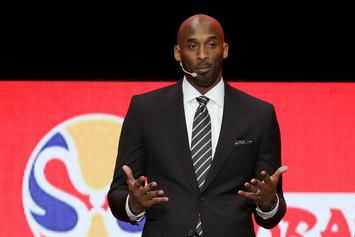 Kobe Bryant Not So Sure About Lakers Playoff Chances