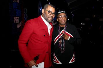 "Jordan Peele Says Spike Lee ""Shut Me Right Down"" When They First Met"