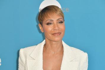 "Jada Pinkett Smith Debuts New ""Sandy Blonde Drip"" Hairstyle"