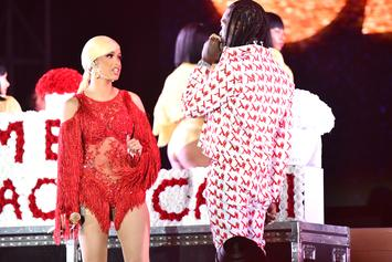 """Offset Speaks On Infamous """"Take Me Back"""" Moment With Cardi B"""