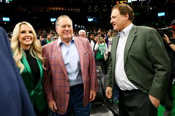 Bill Belichick Awkwardly Avoids Paparazzi During Date Night At Craig's