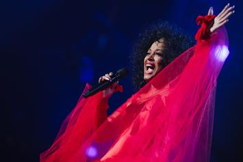 """Diana Ross Stands Up For Michael Jackson: """"A Magnificent Incredible Force"""""""